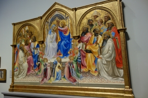 Religion dominates 15th century art