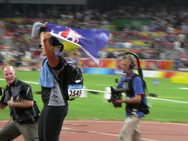 Beijing Olympic NZ